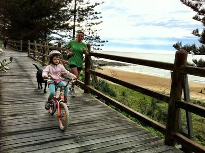 Bring the family along/Image from Sunshine Coast Run Series