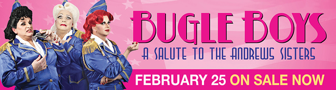 Bugle Boys, Canberra Theatre, The Famous Speilgeleit, Canberra, shows in Canberra 2016,