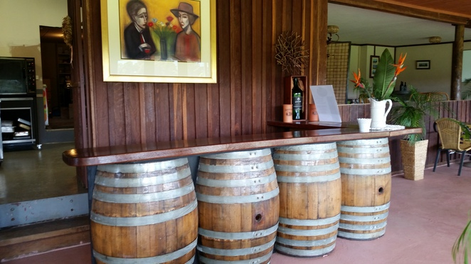 Cambewarra Winery