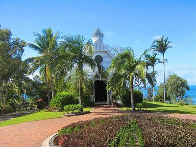 Church, Hamilton Island, The Whitsundays