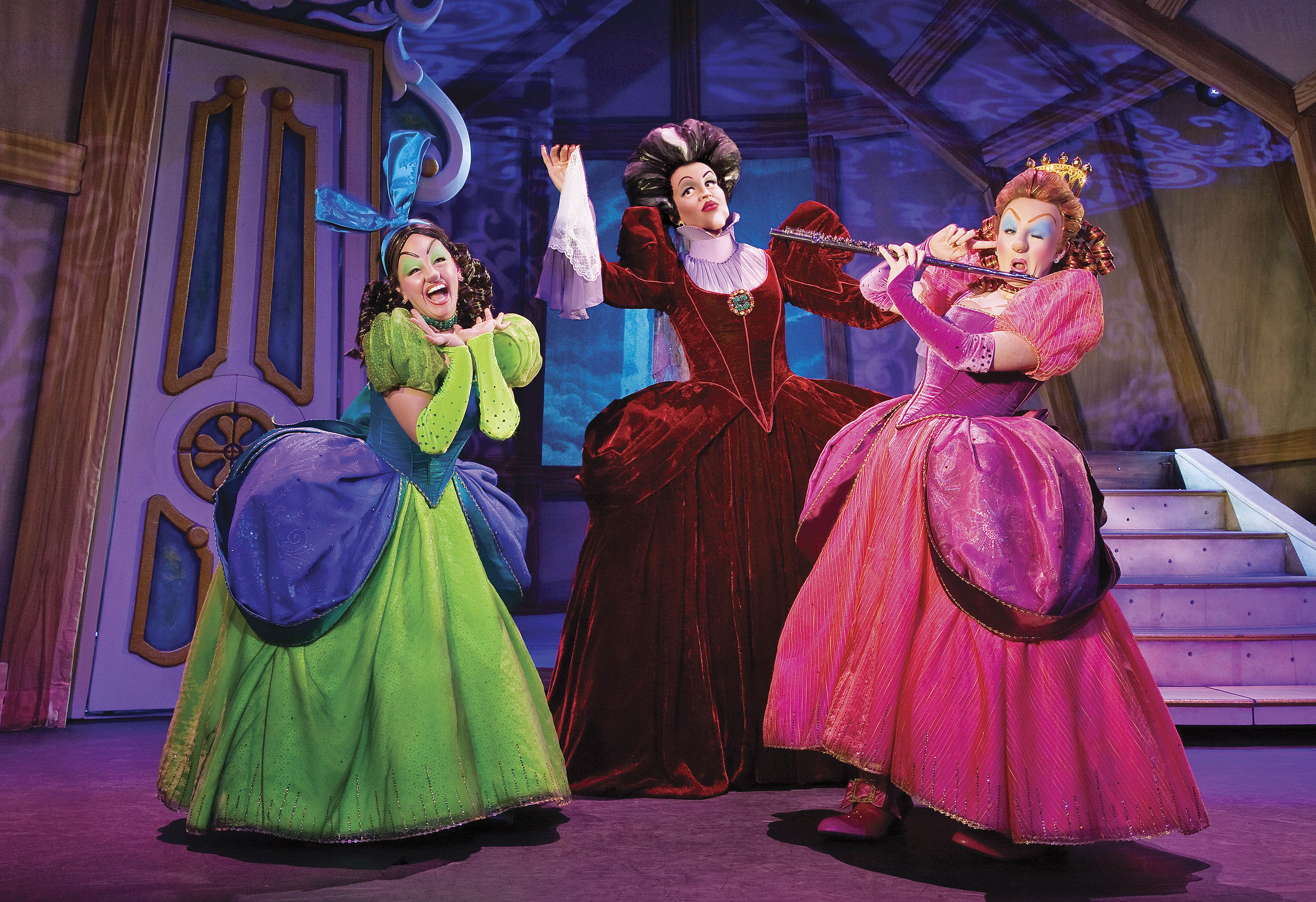 Disney Live Three Classic Fairy Tales Townsville