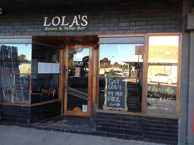 Coffee in St Leonards, St Leonards, Bellarine Peninsula, Lola's Wine Bar and Bistro,