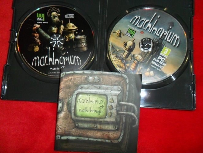 computer, games, machinarium