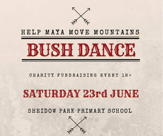 Dancing, Music, Meal, Prizes, Fundraising