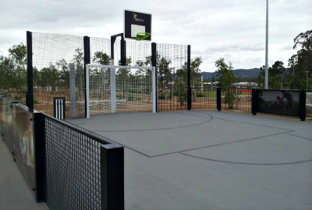 darlington parklands yarrabilba playground court