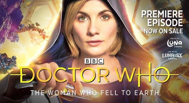 Doctor Who: The Woman Who Fell To Earth Luna Leederville