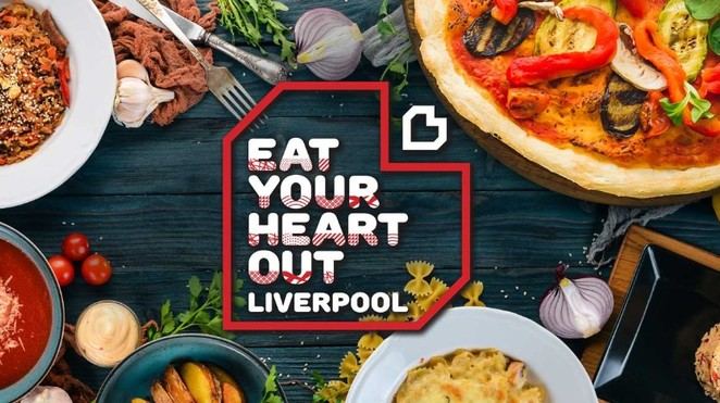 Eat Heart Out Liverpool 2018 festival
