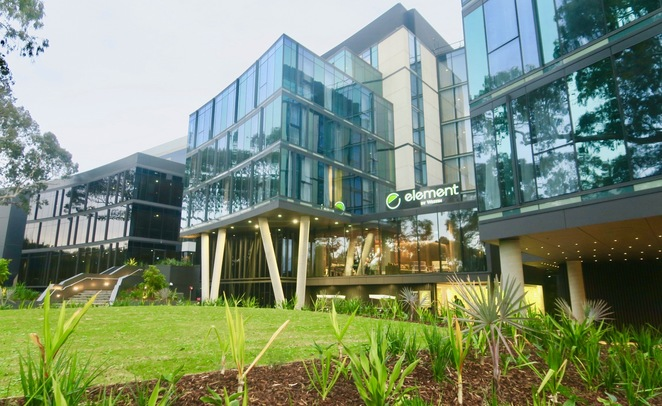 Element Melbourne Richmond, pet friendly hotel melbourne, dog friendly hotel melbourne
