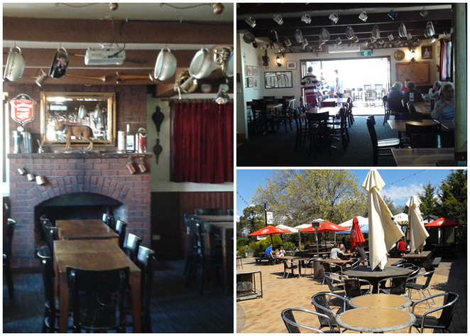 english pubs in canberra, george harcourt inn, gold creek village, ACT, lunch, dinner, christmas, christmas in july, pub meals