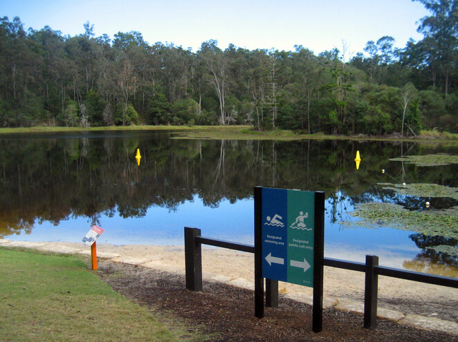 The SEQWater run lakes are adding new facilities and opening up to more activities over time