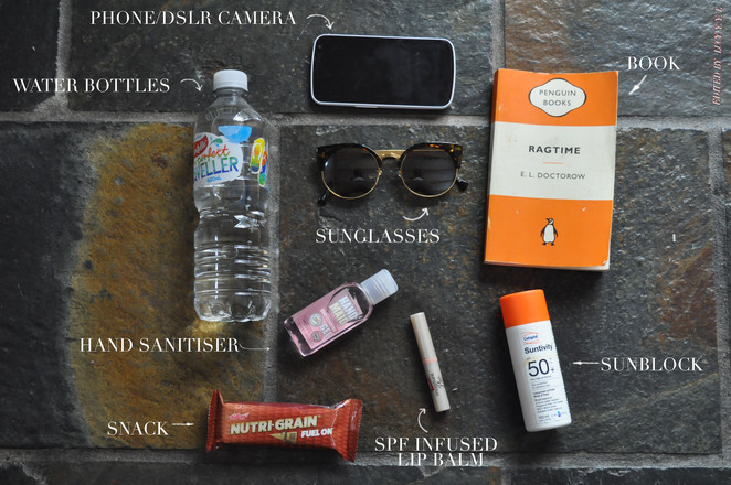 Essentials for Hike