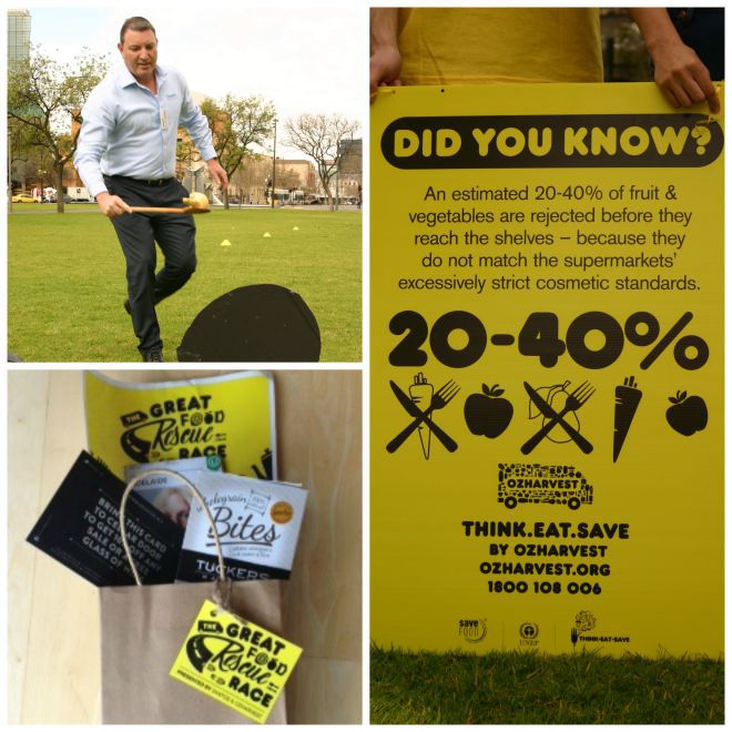 OzHarvest, The Great Food Rescue Race