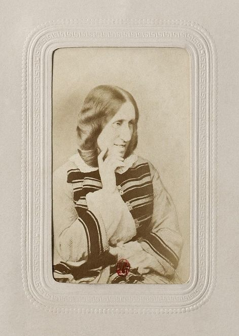George Eliot, authors born in November, female authors