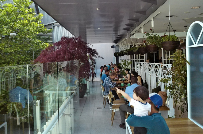 greenhouse, cafe, canberra centre, breakfast, ACT, cafe,