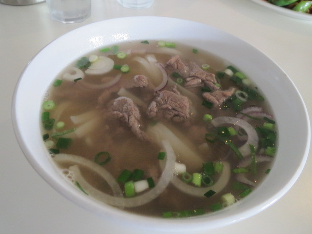 Huynh's Kitchen, Sliced Beef Noodle Soup, Adelaide