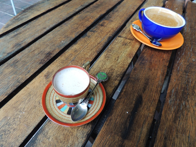in adelaide, south of adelaide, cafe, tram stop, coffee, tapas, sandwiches, playground, children, chai latte
