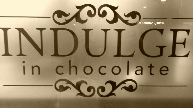 Indulge In Chocolate, Mawson Lakes, dessert bar, coffee, Adelaide, northern suburbs.