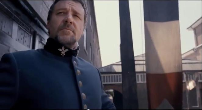 javert, russel crowe, les miserables, french revolution