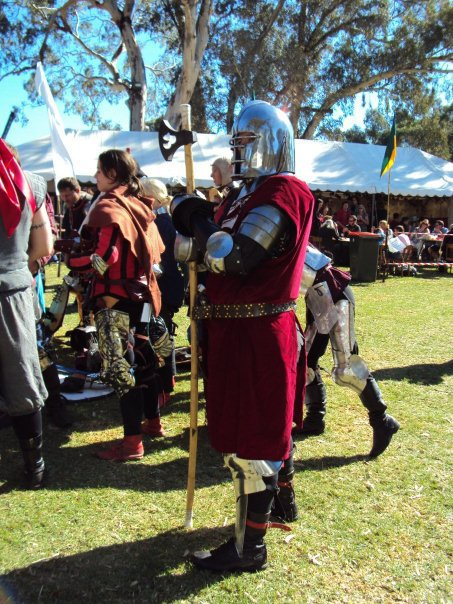 Knights, damsels, fantasy, Game Obsession Expo