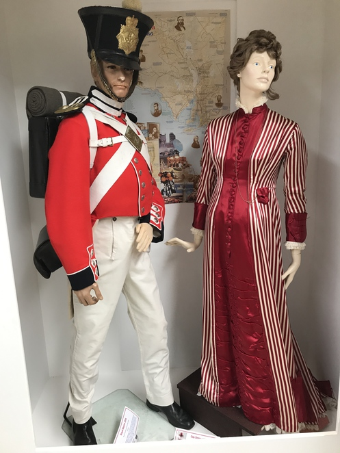 Life size costumes