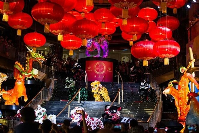 Lunar New Year at Crown Melbourne