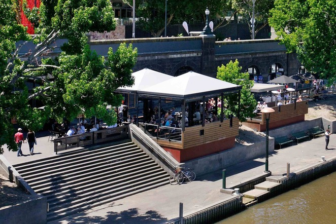 Melbourne Riverland Bar