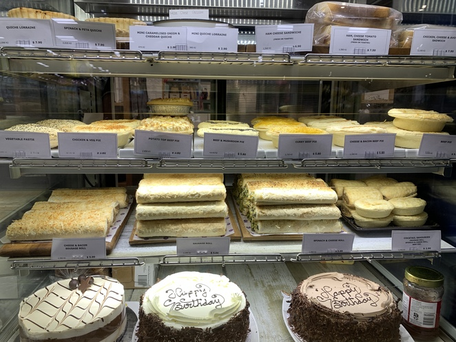 Michel's Patisserie Lutwyche, Lutwyche Shopping Centre, Pastries, Cakes, French, Michelle Cattoen,