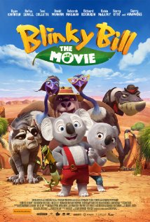 Blinky Bill theatrical release poster
