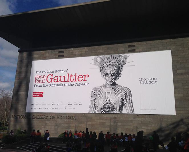 national gallery of victoria The Fashion World of Jean Paul Gaultier