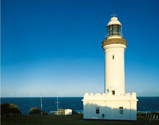 norah head lighthouse, central coast, nsw, camping itinerary