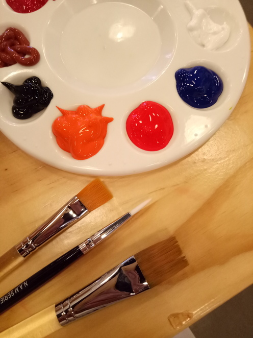 Paint classes, painting, paint and sip studio, collingwood, smith st, fun things to do