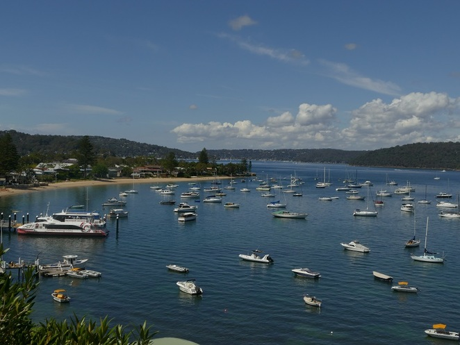 Pittwater northern beaches peninsula sydney nsw