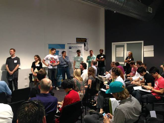 Startup Event at River City Labs