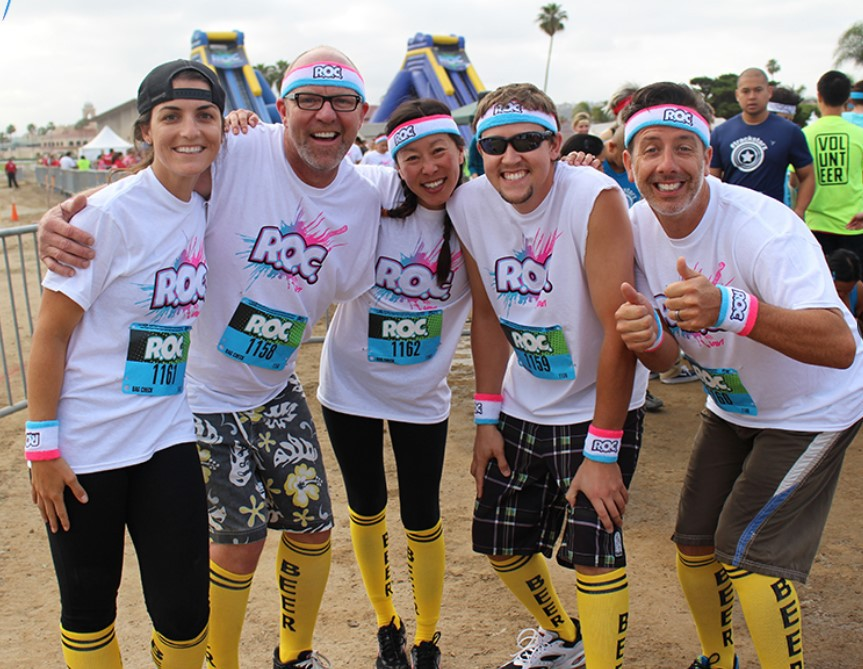 what to wear for roc race