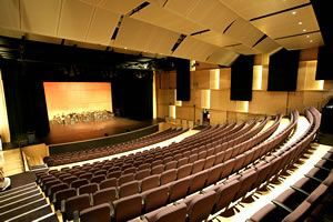 RPAC Concert Hall