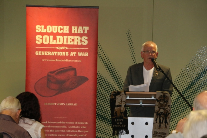 Slouch Hat Soldiers