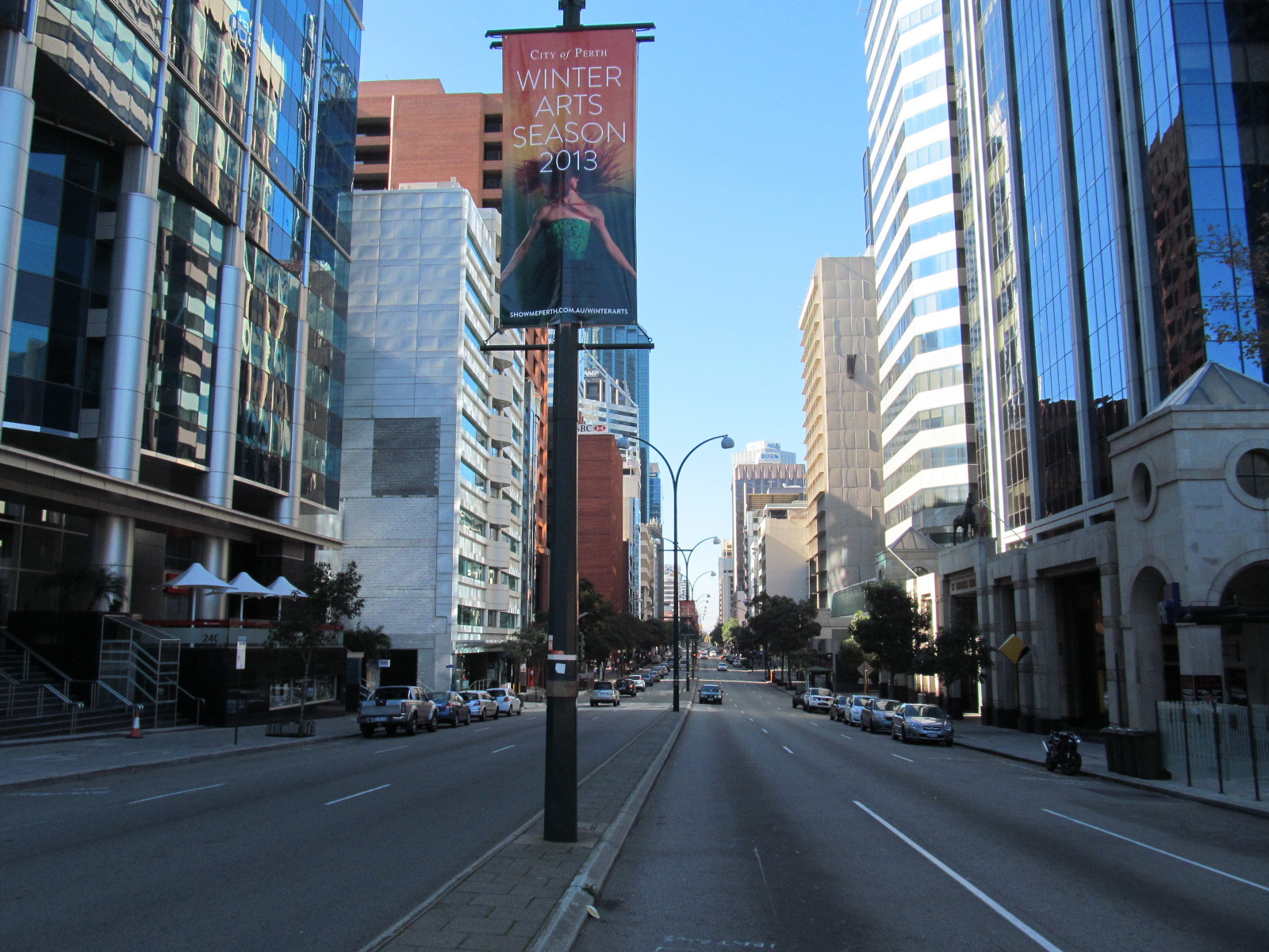 List of movie locations in perth perth for 191 st georges terrace