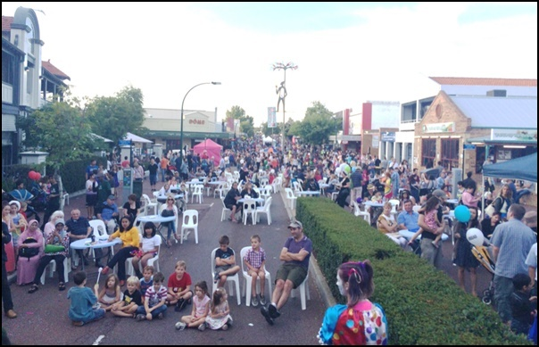 street,party