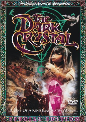the dark crystal, jim henson creature shop, holiday viewing for kids, school holiday dvds