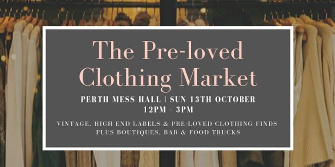 The Pre-Loved Clothing Market
