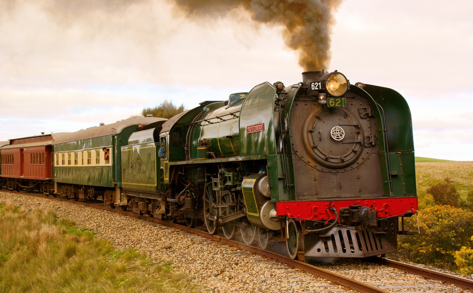 Steam train engines for sale
