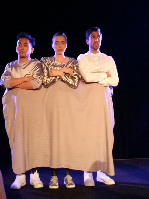 The yonder, sci fi, performance, play, comedy, north melbourne, the fringe festival