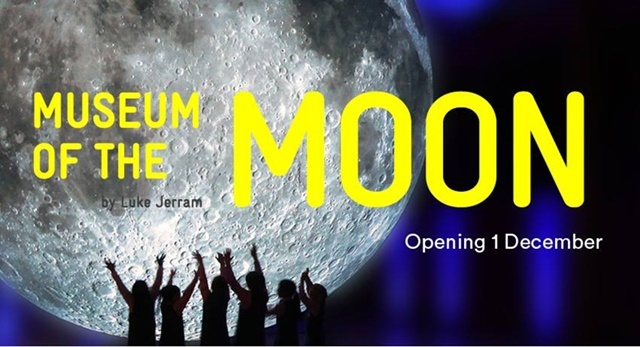 The,Moon,exhibition