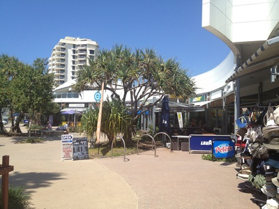 Welcome to Coolum Esplanade