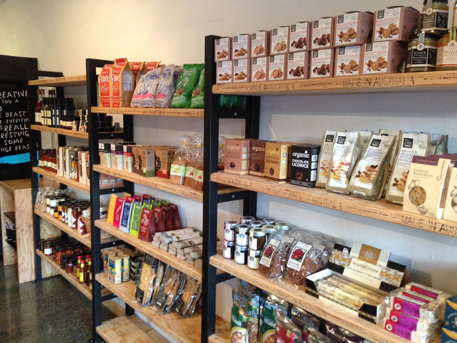 wild and woods cafe products