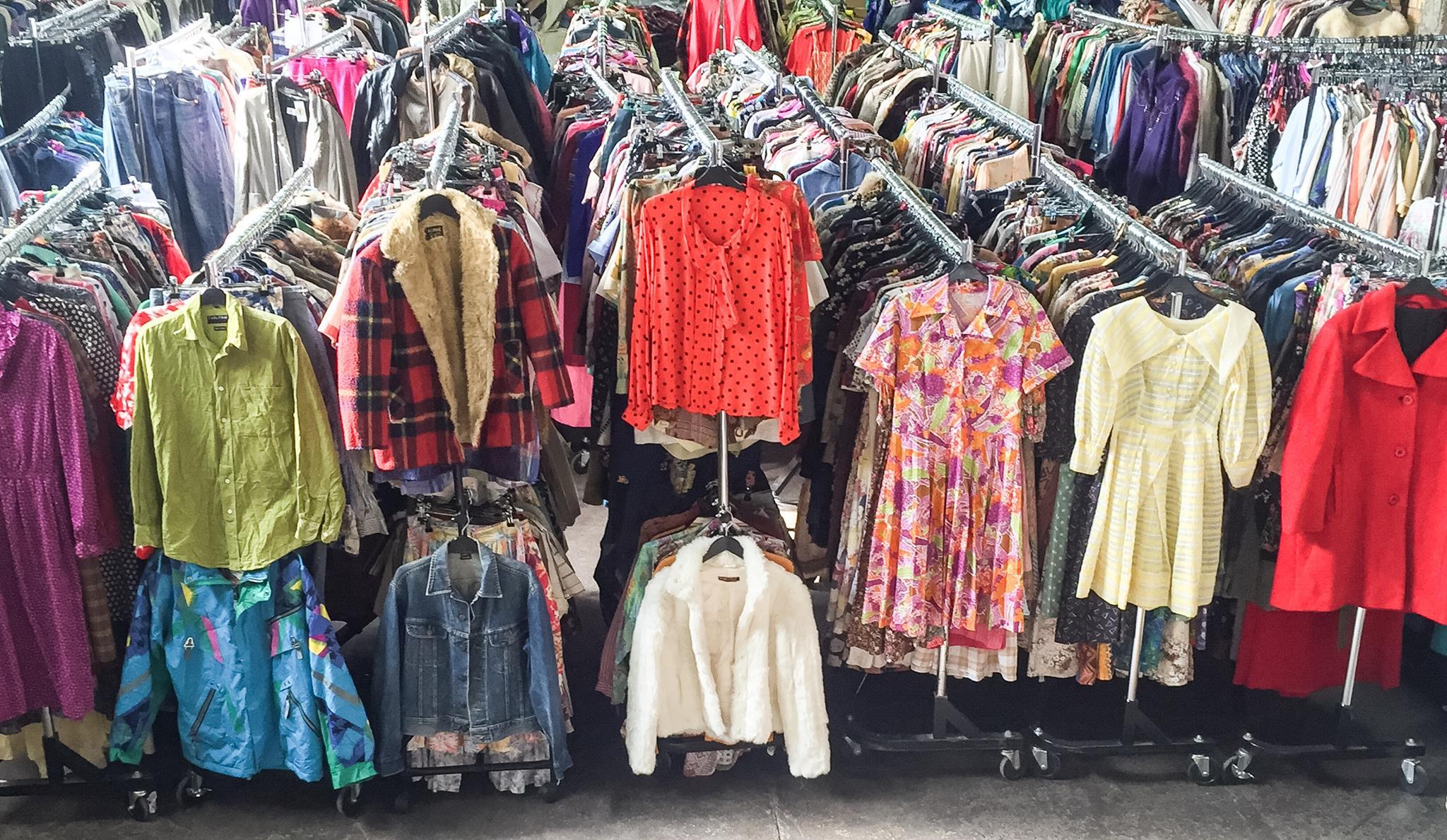Yesteryear Vintage Warehouse Sale - Melbourne