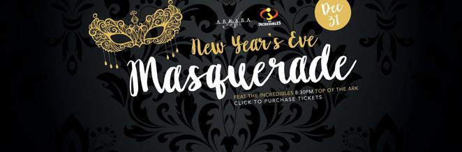 Arkaba, Hotel, Adelaide, Masquerade, Fun, New Year's Eve