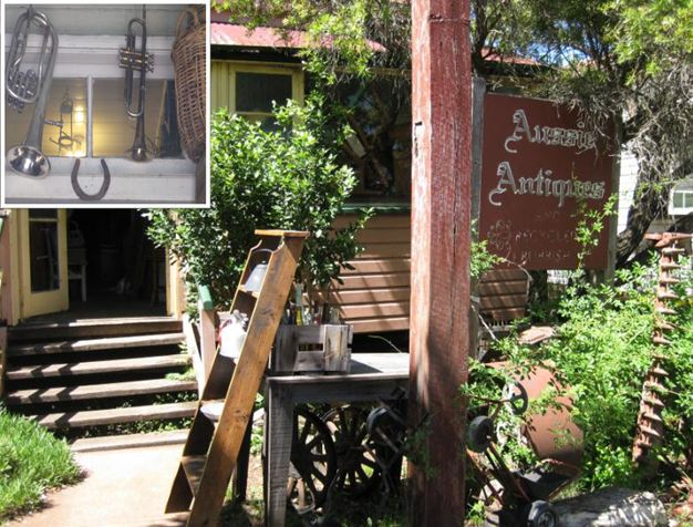 Aussie Antiques Campbel St Toowoomba