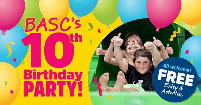 BASC, Bellarine, Pool, Free, Birthday party, Kids, 2018, fun for kids, ocean grove, open day, free entry,