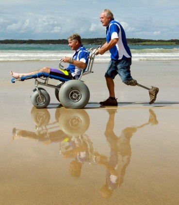 beach mats,disabled,wheelchair,access,burleigh,southport,